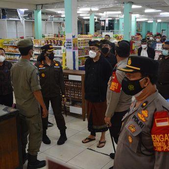 Nekat Beroperasi Melewati Pukul 20.00, Walikota Peringatkan Satu Pengelola Minimarket
