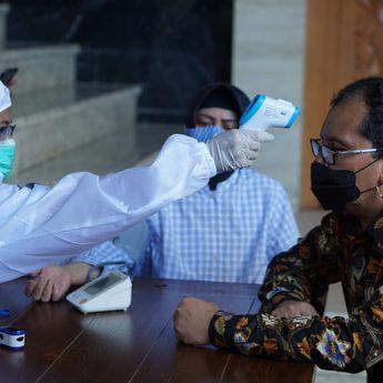 Mulai Bekerja, Tim Detektor Cek Kesehatan Wali Kota Makassar dan Keluarga
