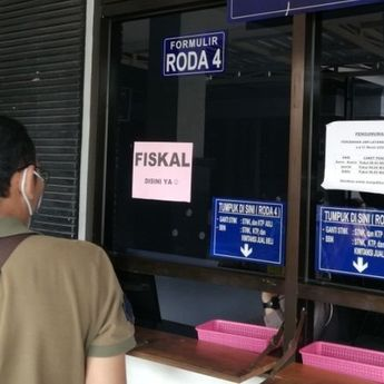 Kabar Baik, Ada Pemutihan Pajak Kendaraan di Jawa Tengah