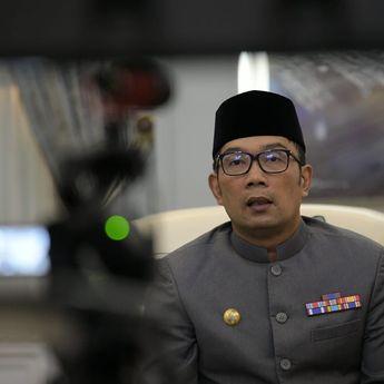 Pengganti Bupati Bekasi, Ridwan Kamil Tunjuk Plh Sekda Kab. Bekasi Sebagai Plt Bupati