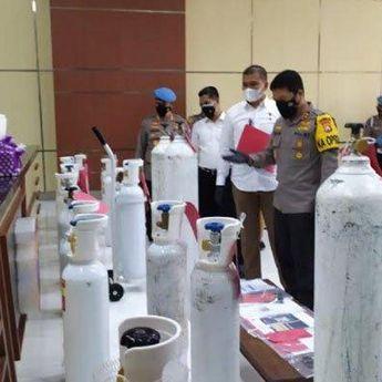 Polresta Malang Kota Mengimbau Waspada Penipuan Penjualan Tabung Oksigen
