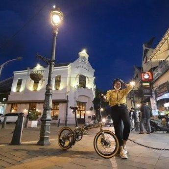 Lampu PJU Semua Jalan Umum Protokol di Kota Semarang Dipadamkan Selama PPKM Darurat