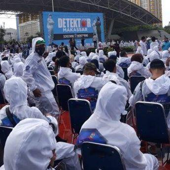Plt Gubernur Minta Pemkot Makassar Libatkan Epidemiolog dalam Setiap Kebijakan