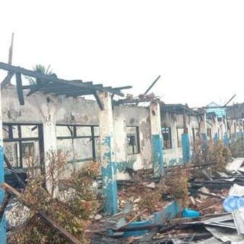 Ponpes Al Falah Banjarbaru Terbakar, Kerugian Ditaksir Rp 2,4 M