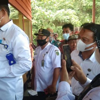 Warga Kelurahan Sotek Bersyukur Sekolah Filial telah Diresmikan Pemda PPU