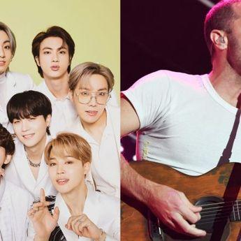 Dugaan Kolaborasi BTS dan Coldplay Bocor? Ini Respons Big Hit Music