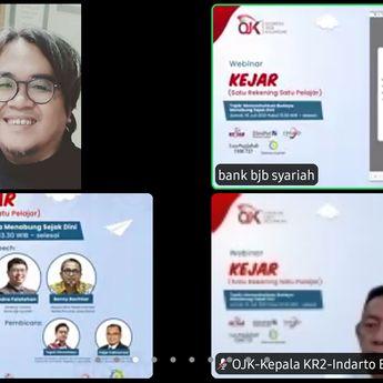Hari Indonesia Menabung, OJK Tingkatkan Literasi Dan Inklusi Keuangan Khusus Pelajar