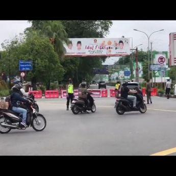Dinas Perhubungan Kota Pontianak Bantu Pantau Mobilitas Warga