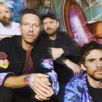 Coldplay Umumkan Albumnya yang Kesembilan 'Music Of The Spheres'