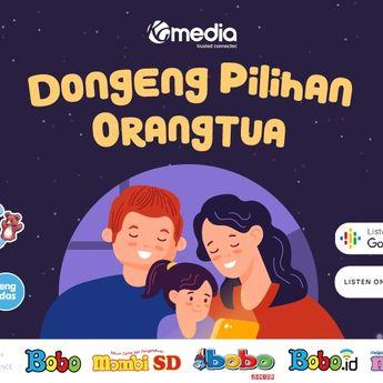 Sambut Hari Anak Nasional, KG Media Luncurkan Podcast 'Dongeng Pilihan Orangtua'
