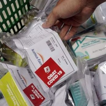 Jangan Panik, Stok Obat Terapi Covid-19 di Palembang Dipastikan Aman