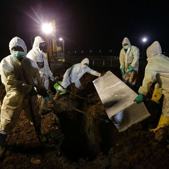 Angka Kematian Covid-19 Banjarmasin Tinggi, Case Fatality Rate Sejajar Ketentuan WHO