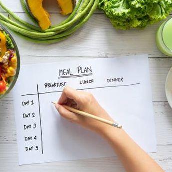 Menu Diet Mulai dari Sarapan hingga Makan Malam yang Wajib Kamu Coba!