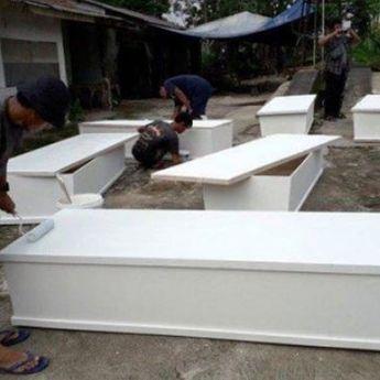 Usai Viral Kades Angkut Peti Mati, Kini Kades di Klaten Berdayakan Pembuatan Peti Mati Mandiri
