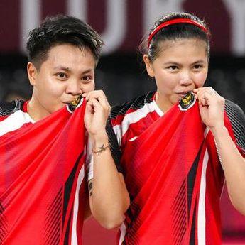 BREAKING NEWS: Greysia Polii/ Apriyani Rahayu Rebut Medali Emas!