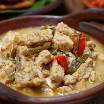 Resep Membuat Jangan Tempe Lombok Ijo, Penambah Selera Makan Keluarga