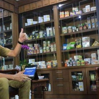 Kades Klaten Curhat ke Ganjar Perihal Dana Bansos Desa
