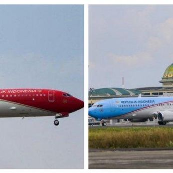 Biaya Cat Ulang Pesawat Presiden Capai Rp 2M, Wasekjen Demokrat: Durhaka Kalian ke Pak SBY