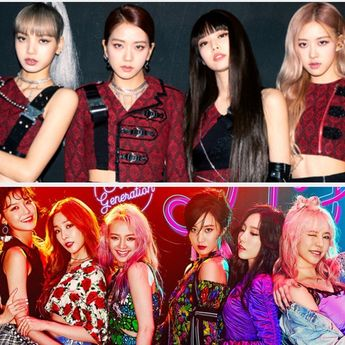 7 Girl Grup Terbaik Sepanjang Masa, Kepopulerannya Bikin Korea Bangga!