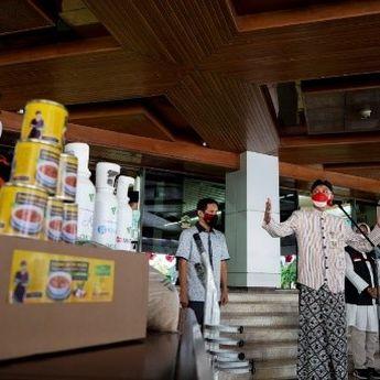 Dompet Dhuafa Salurkan Bantuan Melalui Pemprov Jawa Tengah