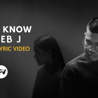 Lirik Lagu 'Now I Know' Milik Kaleb J, dengan Terjemahannya