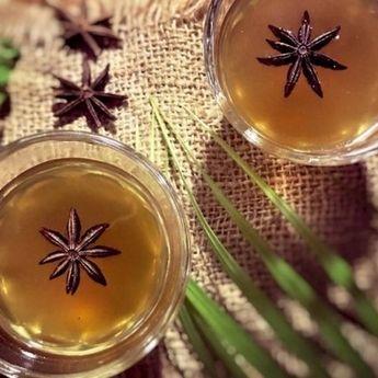 Wedang Pekak Minuman Tradisional Hangat Khas Demak