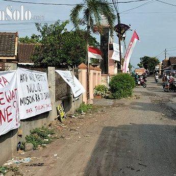 Protes Warga Terkait Jalan Rusak Simo – Kalioso Boyolali Akhirnya Terkabulkan Oleh Pemerintah di Akhir September