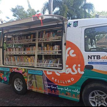 Pemprov NTB Bangun Gedung Perpustakaan Senilai Rp 15 Milyar