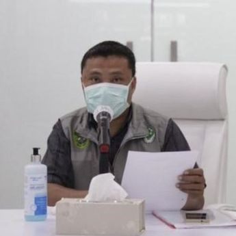 9.670 Vial Vaksin Moderna Siap Disuntikkan ke Masyarakat Sumsel