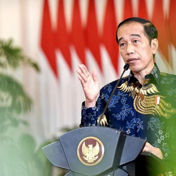 Presiden Joko Widodo Sampaikan 3 Strategi Besar Ekonomi Indonesia
