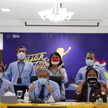 Direktorat Jenderal Pajak Riau Gelar Pajak Bertutur 2021