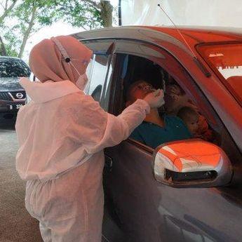 Tes PCR di Kualanamu Turun Menjadi 525ribu, Rapid Test Antigen 125ribu