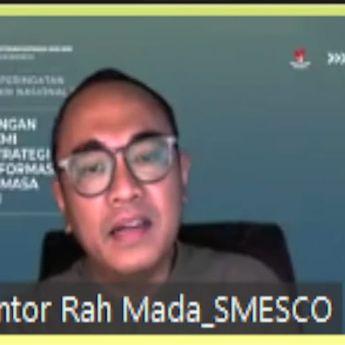 SMESCO: Kontribusi UMKM Terhadap Ekspor Baru 14 Persen
