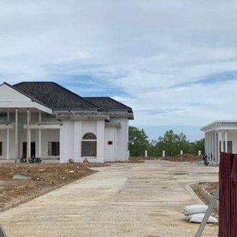 Rumah Jabatan Bupati Penajam Paser Utara Telan Anggaran Rp 34 Miliar