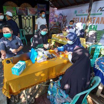 Sadar Capaian Rendah, Vaksinasi Door to Door Sasar Daerah Pinggiran Banjarmasin