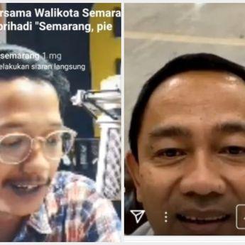 Bincang Asik di 'Semarang Piye Kabare' Bersama Hendrar Prihadi