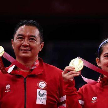 Keterbatasan Fisik Tak Menjadi Penghalang, Hary Susanto Sumbang Mendali Emas Untuk Indonesia