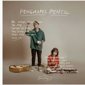 Lirik Lagu Penghapus Pensil yang Dipopulerkan Oleh Suara Kayu Official