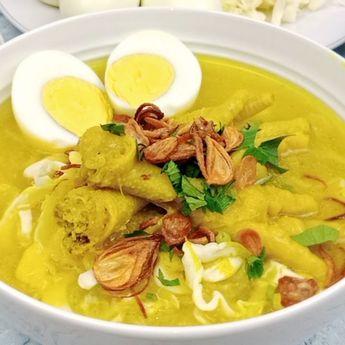Resep Membuat Soto Ceker Kuah Kuning yang Cocok Untuk Teman Makan Siang Dikala Hujan