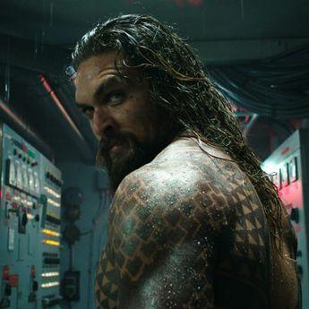Jason Momoa Bagikan Foto Kostum untuk 'Aquaman 2', Cek Disini Bocorannya!