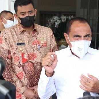 PPKM Level 4 Diperpanjang,  Gubernur Sumut Gerak Cepat Keluarkan Instruksi Kepada 3 Kepala Daerah