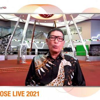 50 Perusahaan Paparkan Kinerja dalam Public Expo LIVE 2021 BEI