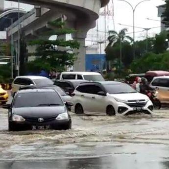 Kabid OP BBWSS VII Beberkan Penyebab Banjir di Palembang