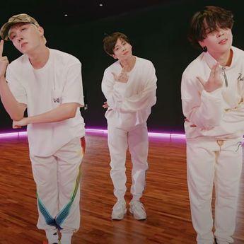 BTS Unggah Video Dance Performance dengan Lagu Remix 'Butter' Megan Thee Stallion, Tonton di Sini!