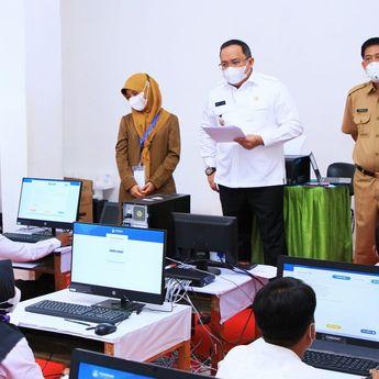 Seleksi PPPK Muba Dimulai, Bupati Dodi Reza Pantau Pelaksanaan Tes