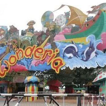Menguak Misteri Wonderia, Taman Hiburan Terbesar di Semarang yang Terbengkalai