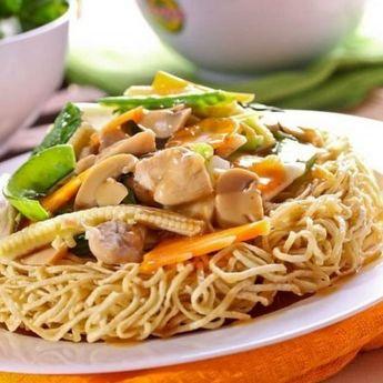 Kangen Masakan Ala Restoran Chinese, Ini Resep Ifumie Halal yang Enak