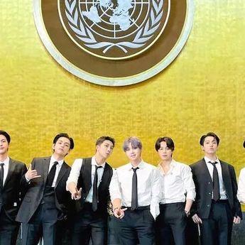 Menginspirasi! Ini 7 Kutipan Pidato BTS di Majelis Umum PBB ke-76