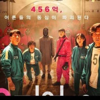 DAEBAK! Serial 'Squid Game' Pecahkan Rekor Drakor Netflix 'Sweet Home'