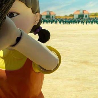 Serial 'Squid Game' Ternyata Terinspirasi dari Permainan Anak-anak Korea, Sudah Nonton?
